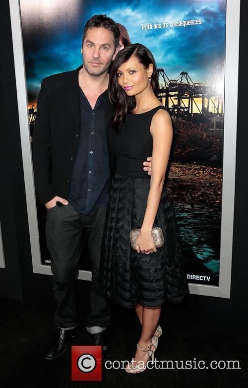 Thandie Newton and Ol Parker 2