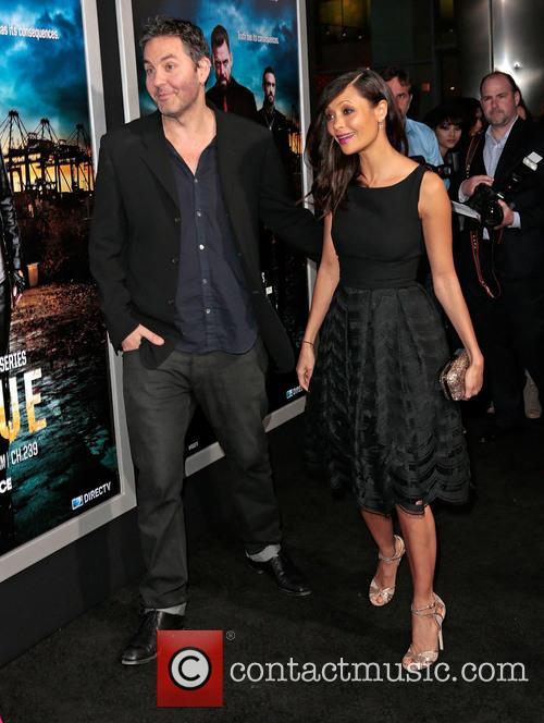 Thandie Newton and Ol Parker 11