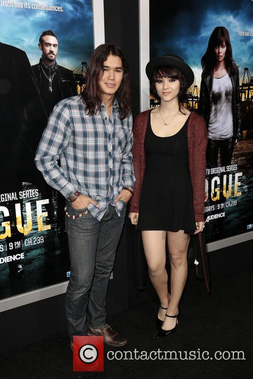 Boo Boo Stewart and Fivel Stewart 1