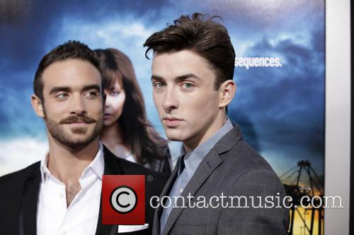 Joshua Sasse and Matthew Beard 4