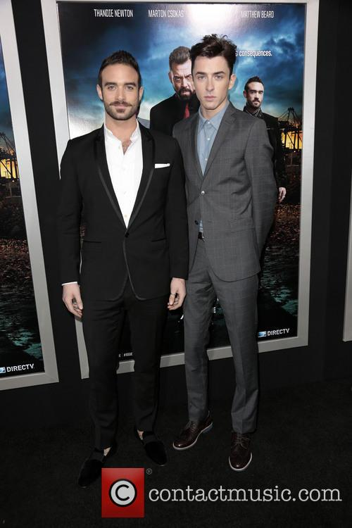 Joshua Sasse and Matthew Beard 6