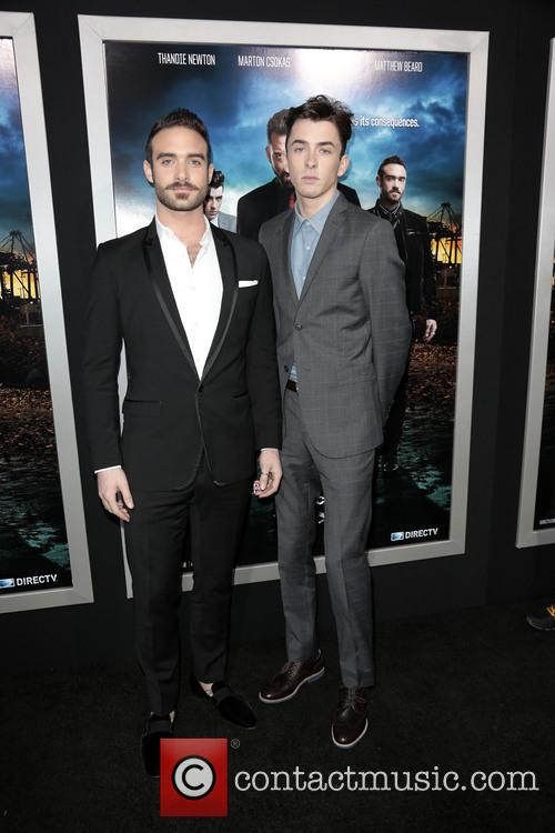 Joshua Sasse and Matthew Beard 7