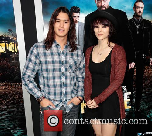Boo Boo Stewart and Fivel Stewart 4