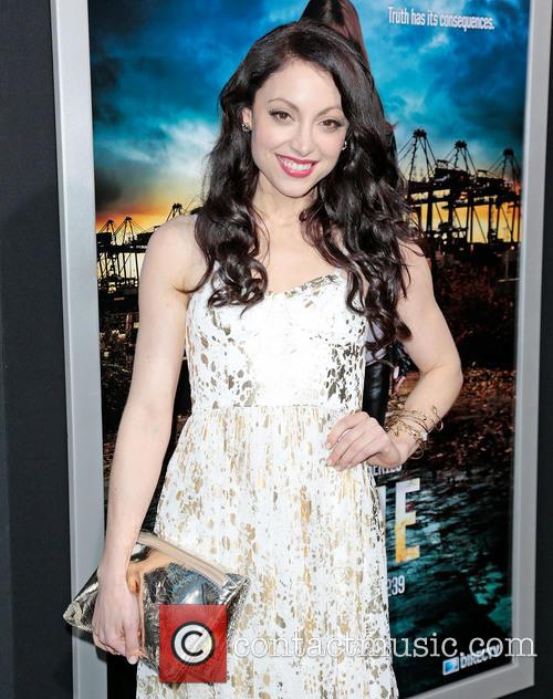 leah gibson los angeles premiere of rogue 3578310