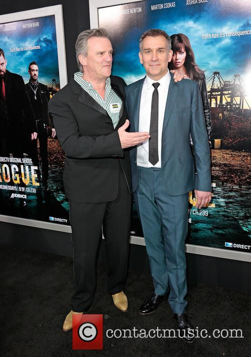 Los Angeles Premiere, Rogue and Arclight Cinemas 2