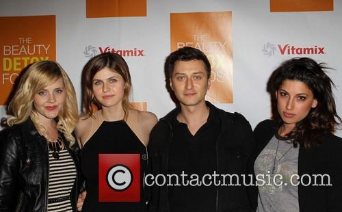 Alexandra Daddario, Tania Raymonde and Guests 2