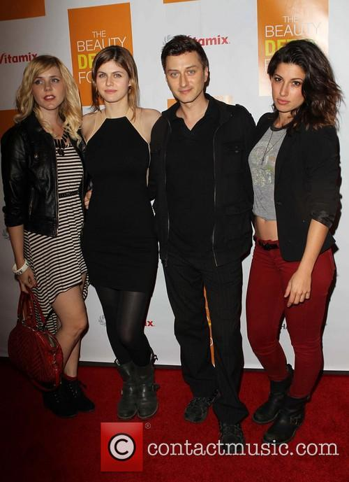 alexandra daddario tania raymonde guests book launch party for 3577593