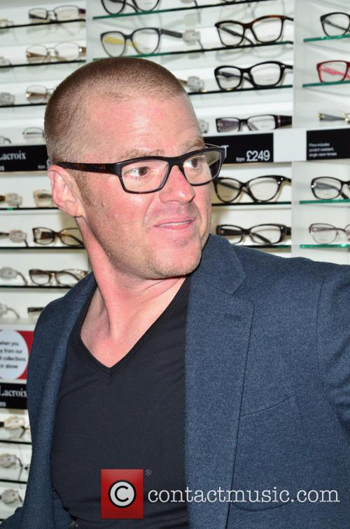 Heston Blumenthal and Heston Bluementhal 5