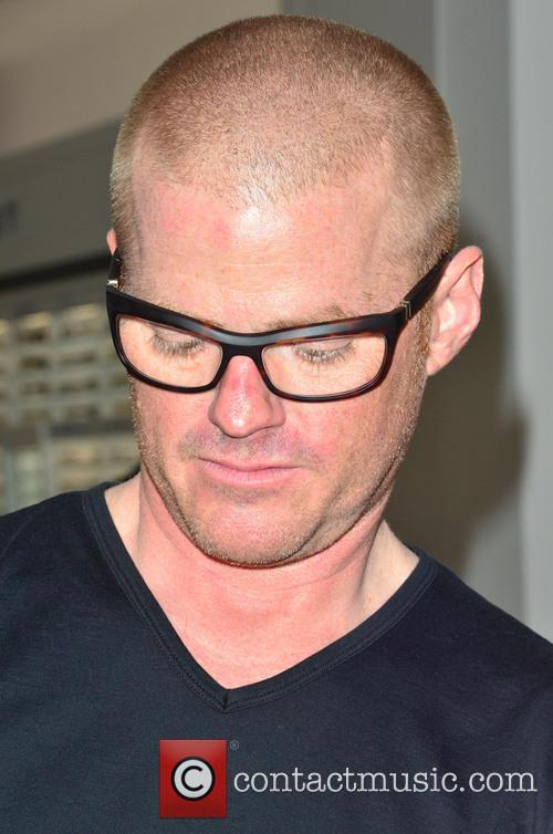 Heston Blumenthal and Heston Bluementhal 1