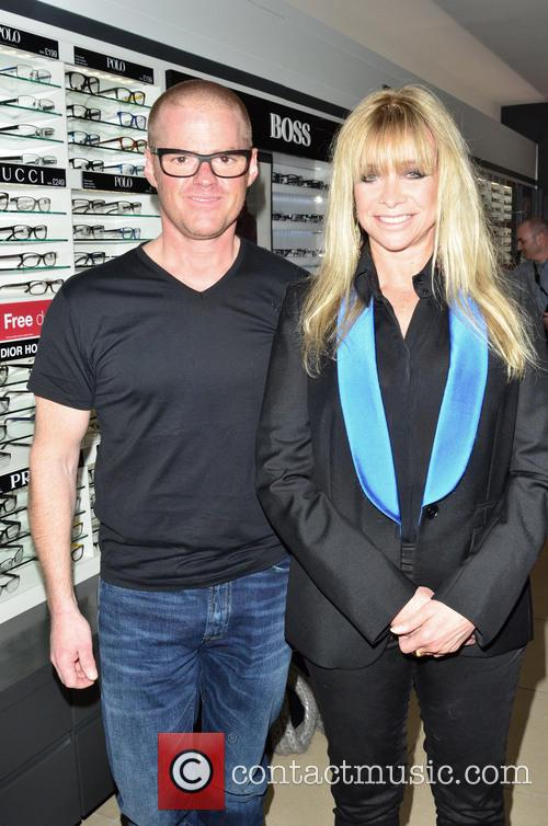 Heston Bluementhal and Jo Wood 2