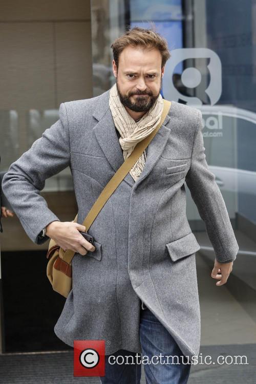 Jamie Theakston leaving Capital Radio Leicester Square