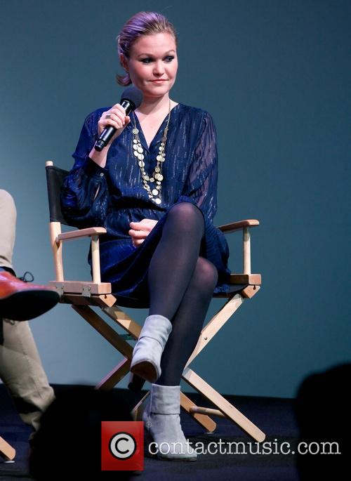 Julia Stiles press conference