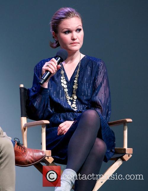 Julia Stiles press conference