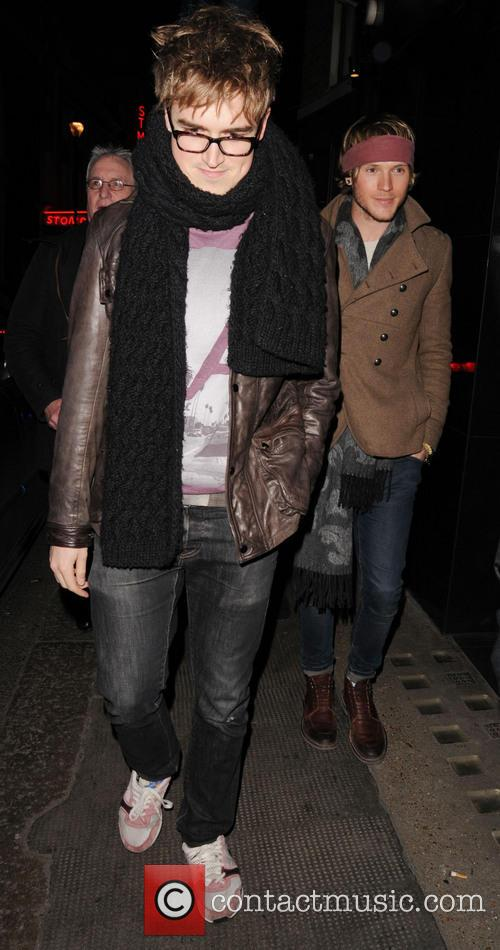 Tom Fletcher and Dougie Poynter 8