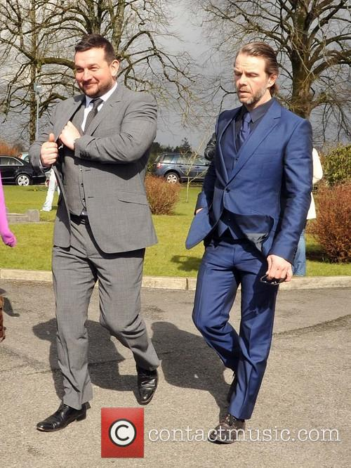 The Wedding, Greg Horan and Denise Kelly 1