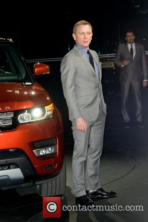 The Range Rover Sport world unveiling at the 2013 New York Auto Show