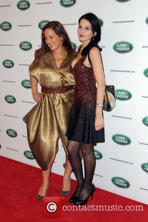 Jade Jagger and Yasmin Mills 4