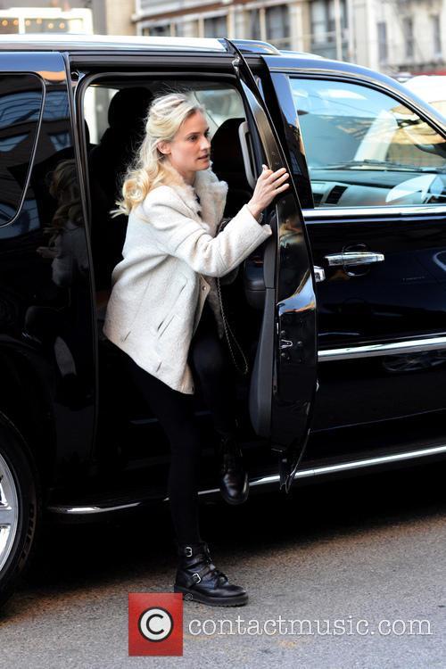 Diane Kruger In Manhattan