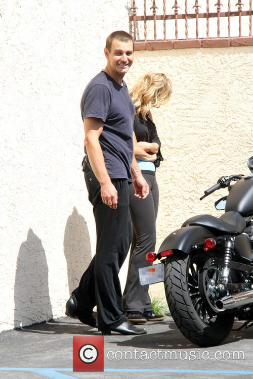 Ingo Rademacher and Kym Johnson 6