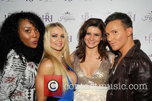 Big Brother, Charlene Hart, Lauren Foord (hrh), Tommy Gray (the Audience, Towie and Bbc3's Unzipped) 4