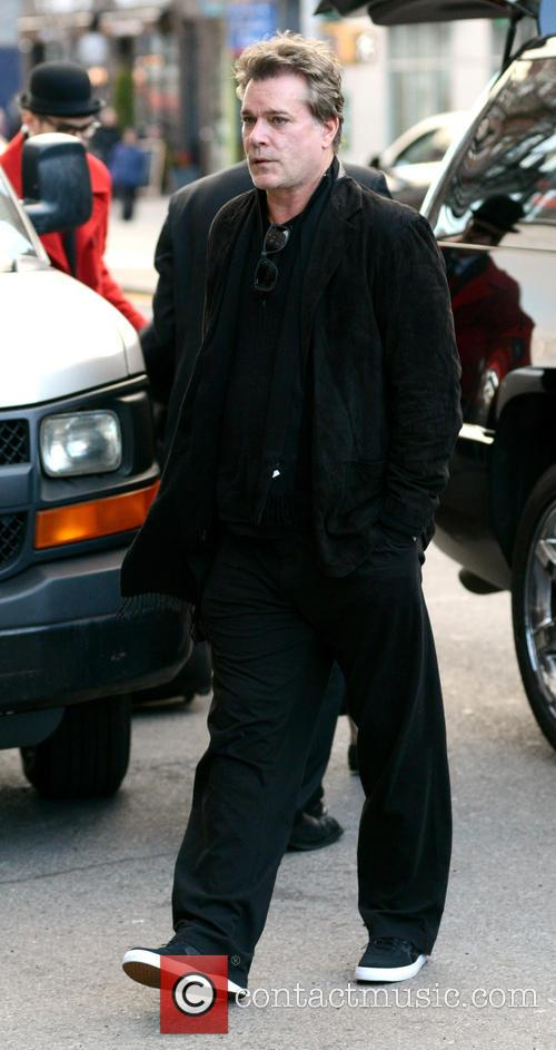 Ray Liotta In Manhattan