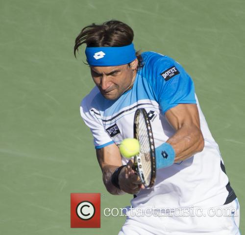 Sony and David Ferrer 7