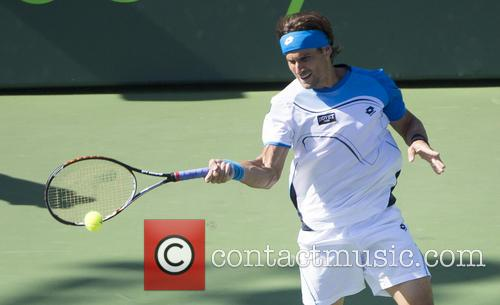 Sony and David Ferrer 10