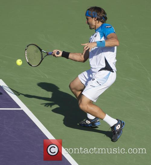Sony and David Ferrer 1