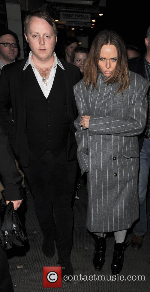 James Mcartney and Stella Mcartney 1