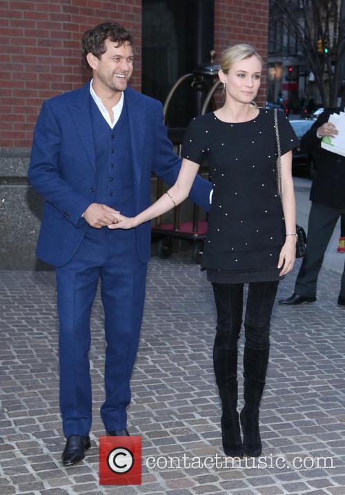 Josh Jackson and Diane Kruger 2