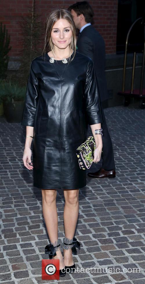 Olivia Palermo, Tribeca Grand Hotel