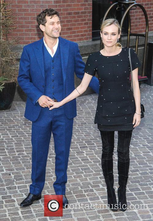 Joshua Jackson and Diane Kruger 2