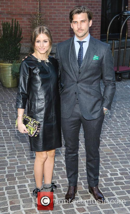 Olivia Palermo and Johannes Huebl 8
