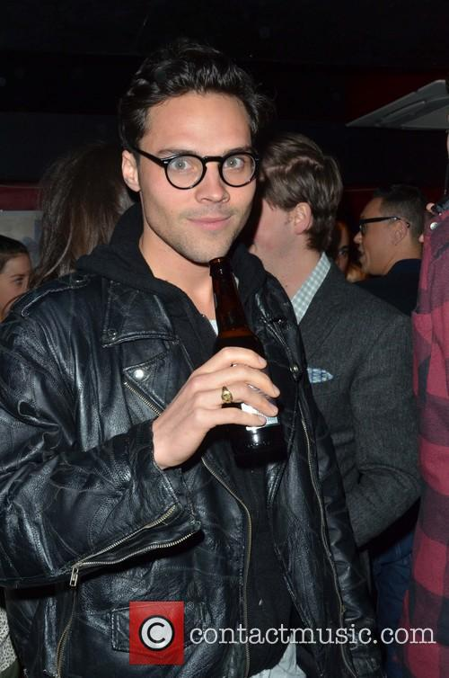Ollie Locke Book Launch Party