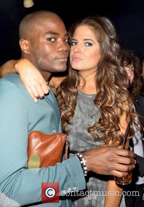 Anthony 'bb' Kaye and Binky Felstead 3