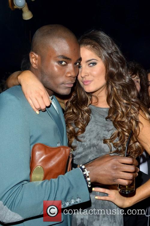 Anthony 'bb' Kaye and Binky Felstead