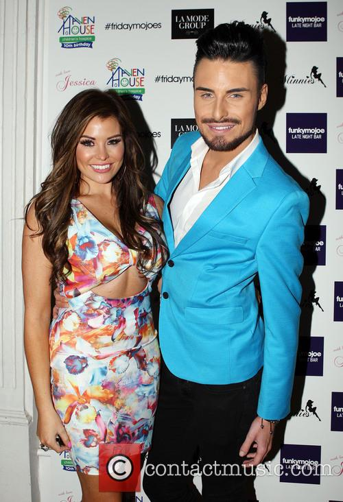 Jessica Wright and Rylan Clark 3