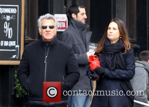 Dustin Hoffman and Lisa Hoffman 3