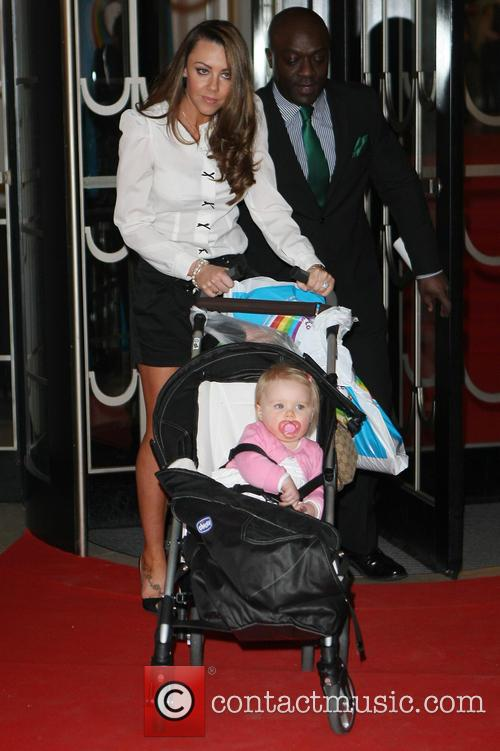 Michelle Heaton and Faith Michelle Hanley 2