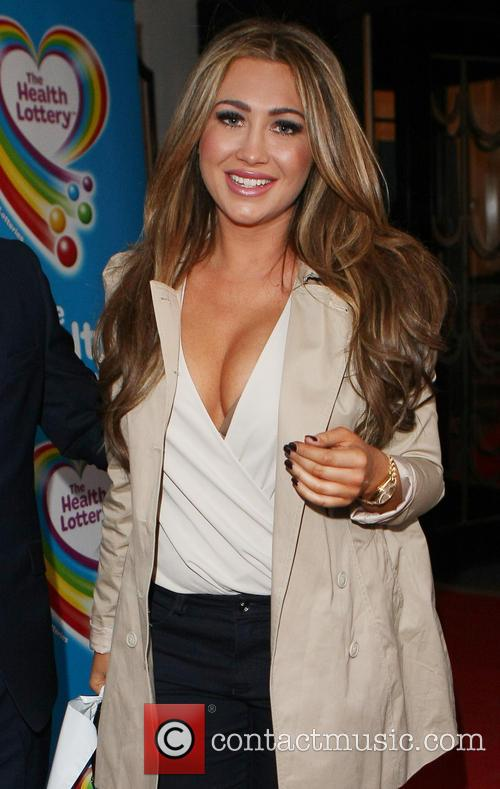 Lauren Goodger 3