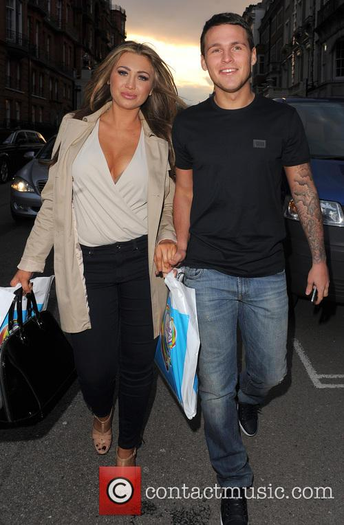 Lauren Goodger and Boyfriend Jake Mclean 7