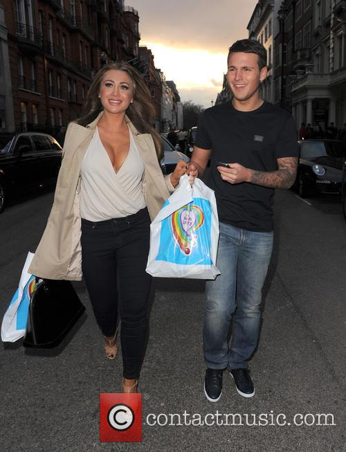 Lauren Goodger and Boyfriend Jake Mclean 8