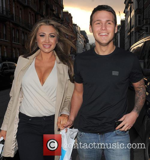 Lauren Goodger and Boyfriend Jake Mclean 9
