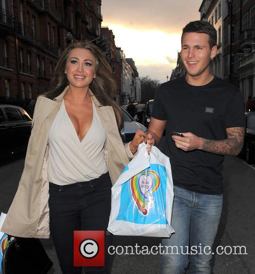 Lauren Goodger and Boyfriend Jake Mclean 10