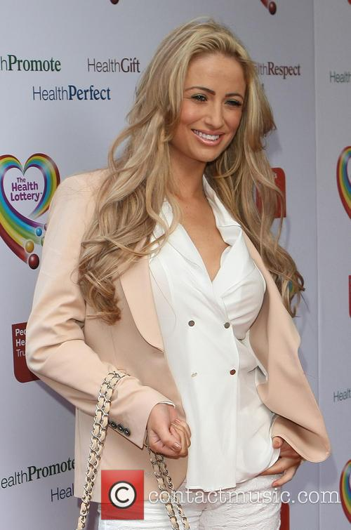 Chantelle Houghton, Claridges Hotel