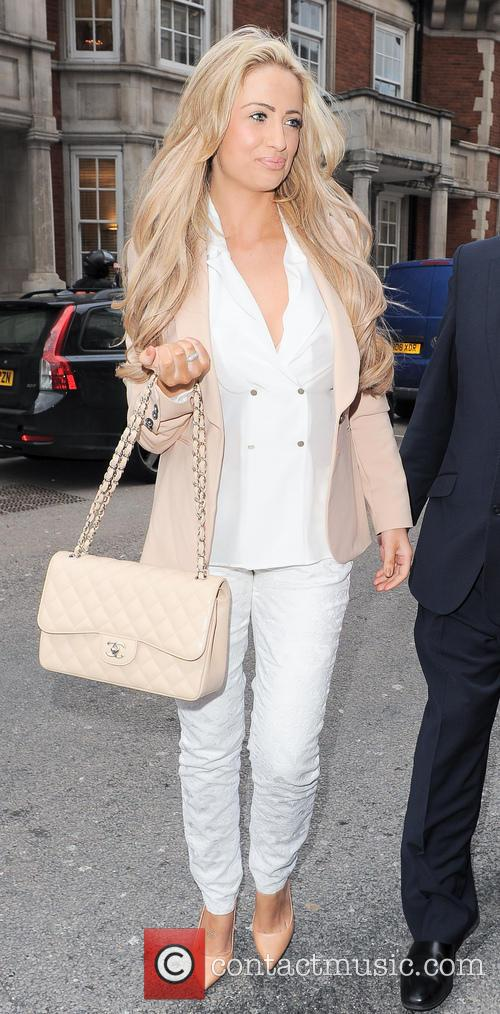 chantelle houghton the health lottery reception with 3579985