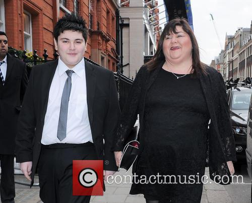 Simon Cowell and Cheryl Fergison 9