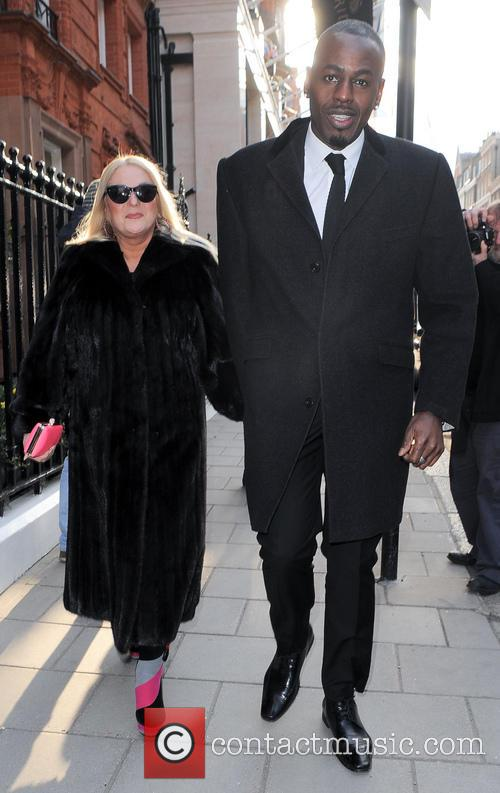 Vanessa Feltz and Ben Ofoedu 7