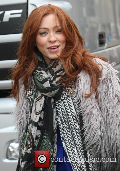 Natasha Hamilton, ITV Studios