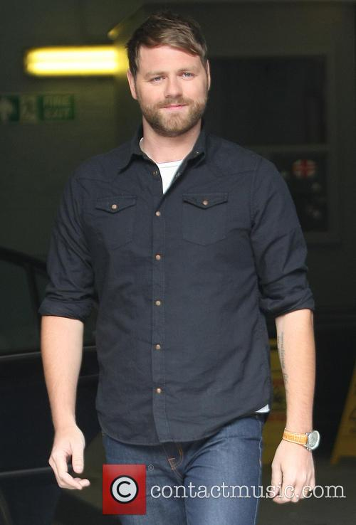 Brian Mcfadden Celebrities Leaving The Itv Studios 3 Pictures Contactmusic Com